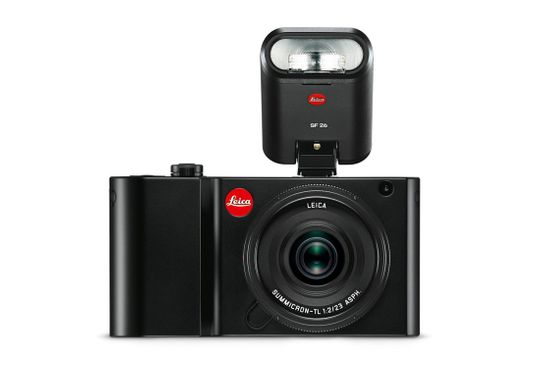LEICA TL2, black anodized finish ( 18187 )