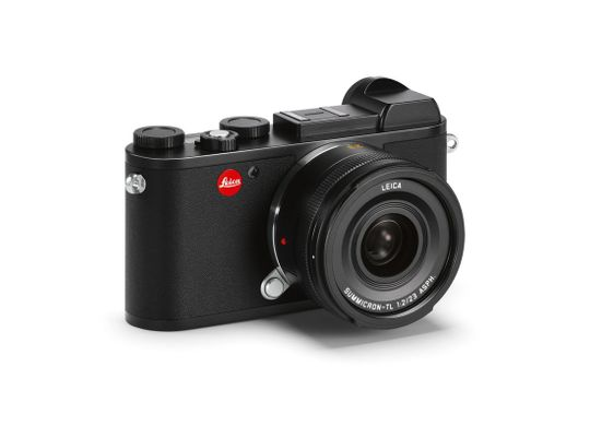 LEICA CL, black anodized finish (19301)