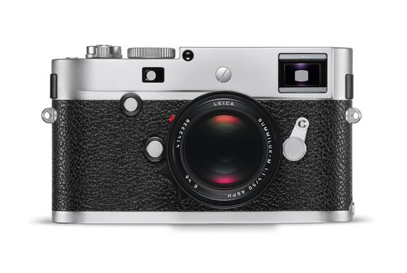 LEICA MP 0.72, silver chrome finish