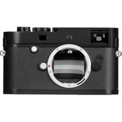 LEICA M Monochrom (Typ 246), black chrome finish